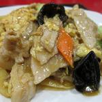 永利 - 木クラゲと玉子、豚肉炒め