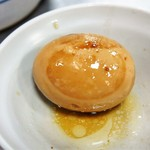 山河魯肉飯 - 煮卵