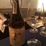 ル・トア・ド・パリ - H27.10月 持ち込みの日本酒♡
