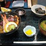 海鮮料理 魚盛 -