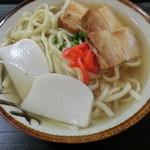 ひがし食堂 - 沖縄そば・600円