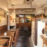 昼はランチとお弁当・夜は貸切パーティー&イベントスペース プランポーネ -