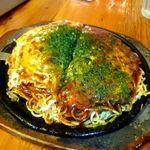 TABO - 料理写真:肉玉そば+イカ天