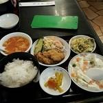 芳仙閣 - 日替りランチ