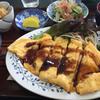 まんま屋 - 料理写真:日替りランチ-とん平焼-(¥700)