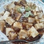 上海料理 富春 - 麻婆飯