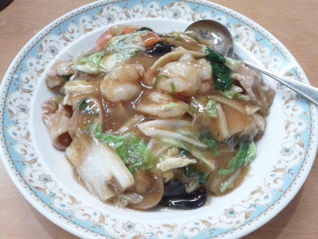 上海料理 富春