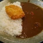 三田屋総本家カレーの店 - コロッケカレー830円