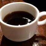 クラブハウスエニ - コーヒー