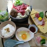 和の食彩 吉楽庵 - 花セット2種『すき焼き』『造り』