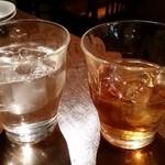 クラブハウスエニ - 水とウーロン茶