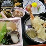 和の食彩 吉楽庵 - 松花堂(秋)