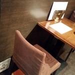 クラブハウスエニ - 私のテーブル