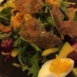 ハミーズ カフェ ダイニング - 高原野菜サラダMサイズ