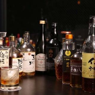 日本全国の地ウイスキー集結!