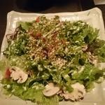 和食 様様 - 春野菜のサラダ
