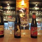 ZOT - レッドビールは爽やかな酸味。発酵後オーク樽で熟成させる。