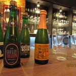 ZOT - ランビックビールは野生酵母で発酵させ、強い酸味が特徴。通好み。