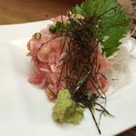 宿場 - 201509 ネギトロ盛(250円)