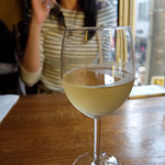 Petit Debút - 201510 ランチのグラスワイン