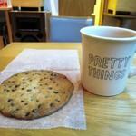 プリティシングス - 料理写真:チョコチップクッキー、Kenya