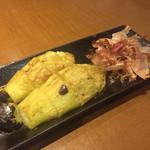 魚と酒 はなたれ - 三浦の焼き茄子
