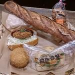 42981778 - boulangerie JOE @南葛西 購入したパン類