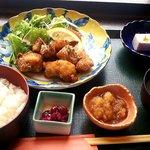 美食 米門 - 唐揚げ御膳