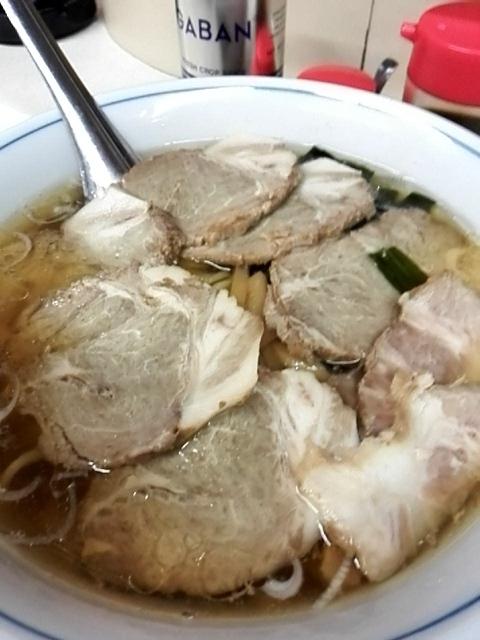 羅毘徒軒 - チャーシュー麺¥750