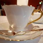 資生堂パーラー サロン・ド・カフェ - コーヒーカップ