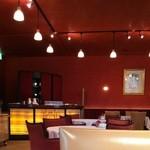 資生堂パーラー サロン・ド・カフェ - 店内