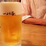 一利喜 - 生ビール大