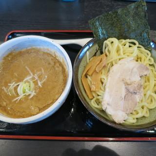 優勝軒 - 料理写真:濃厚つけ麺