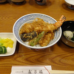 42987117 - 天丼税別1500円