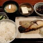 42988357 - 焼魚定食