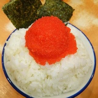 たまがった  横浜駅西口店 - 嗚呼、愛しの明太子ご飯❤❤ ヽ(´∀`≡´∀`)ノ