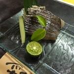 いちごいちえ - 料理写真:ナワキリ刺身
