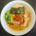 麺の坊 晴天 - とんこつ濃いめ塩台湾バージョン