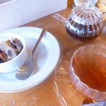 ルドリュロラン - デザート