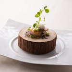 L'Octave Hayato KOBAYASHI - 料理写真:スペシャリテ「ジャックと豆の木」