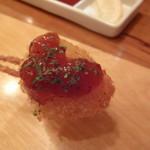 Frit いっこいっこ - ホタテ貝柱(ゆずポン酢ジュレ)