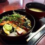 42991143 - 海鮮丼