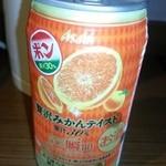 フジグラン - アサヒ果実の瞬間贅沢みかんテイスト145円