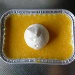 ケーキ屋 くるみ - かぼちゃプリン