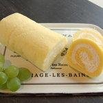 PÂTISSERIE DOUNEL - 小金井ロールがとても美味しく絶品です。