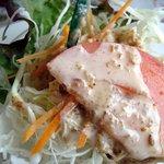 レストラン サカミティー - サラダ