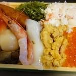 雑魚亭 - 海の饗宴