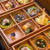 博多割烹ひだまり - 料理写真:上品に盛り付けられた地場の素材を活かした懐石料理