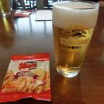 キリンビアパーク福岡 - 出来立て1番絞り生ビール