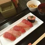 廻鮮・幸福寿司 - まぐろづくし